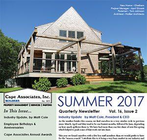 Summer Cape Associates News