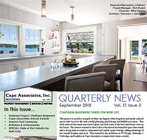 Cape Associates News