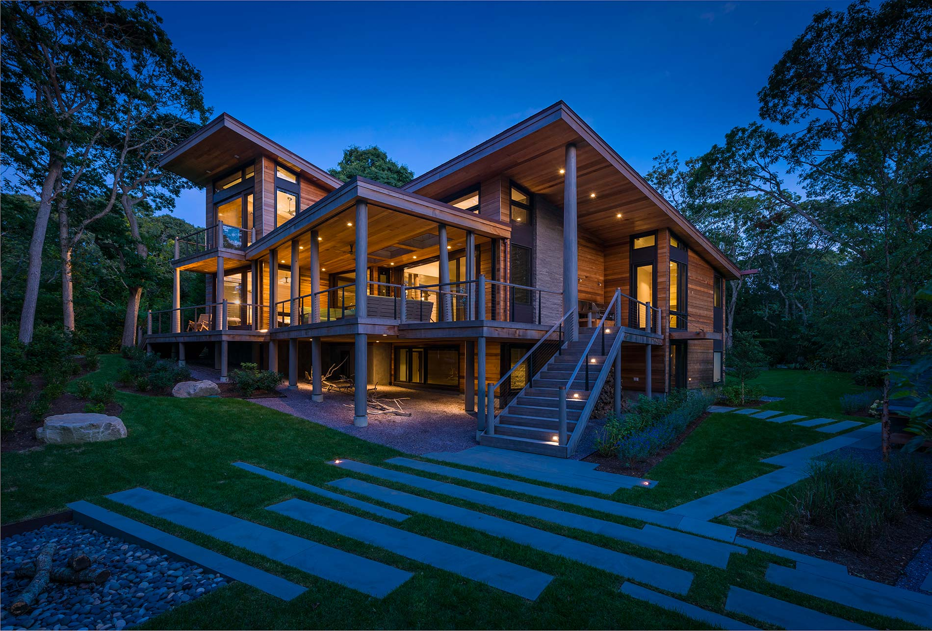 Custom-Home-Cape Cod