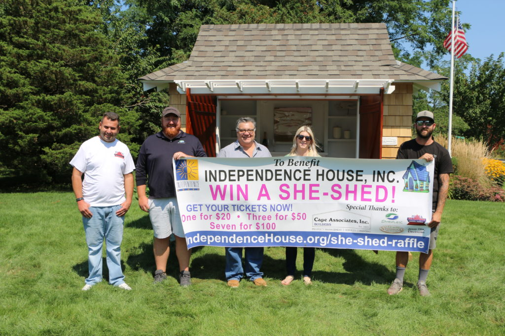The craftspeople behind the She Shed