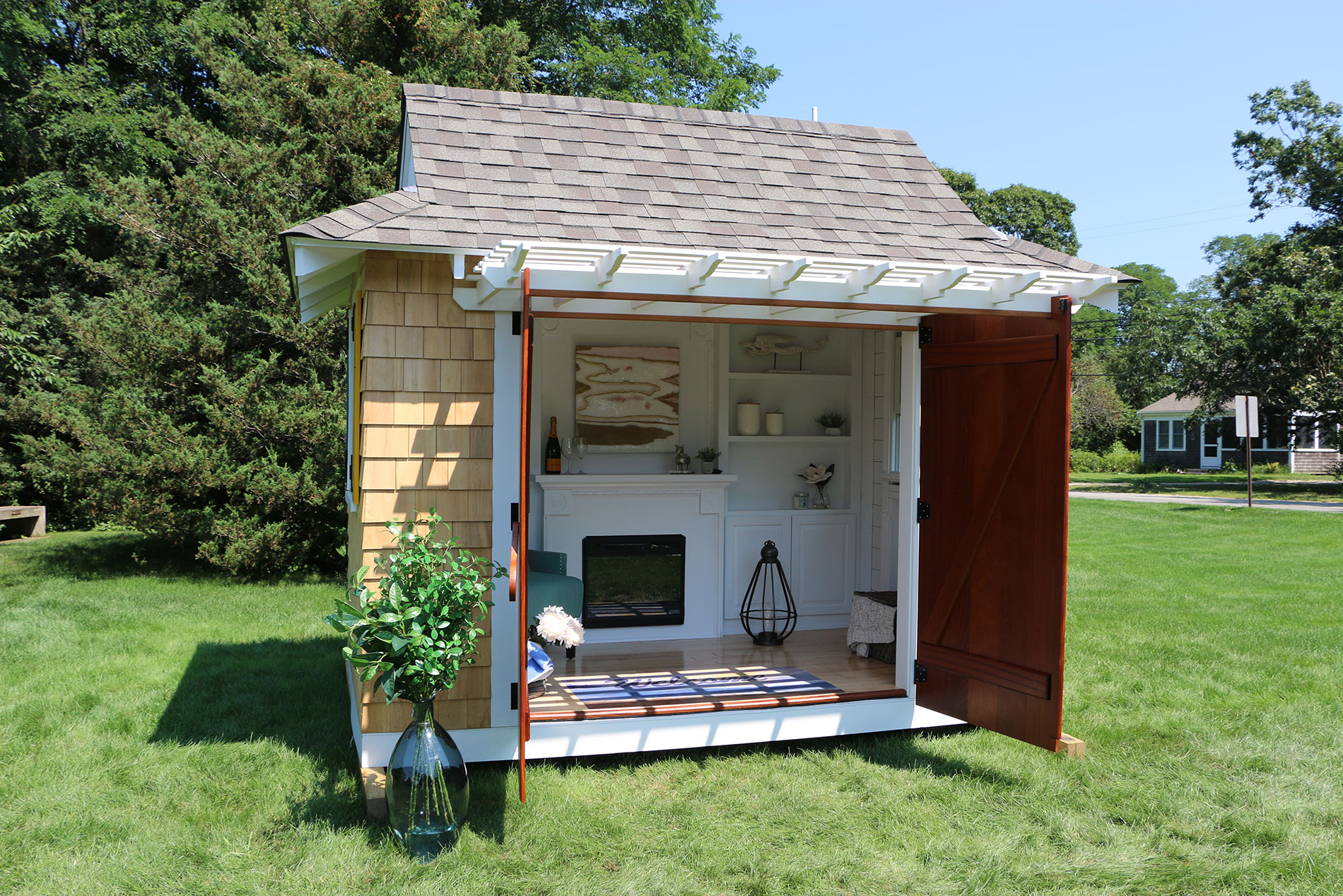 2019 Playhouse - She Shed to benefit Independence House