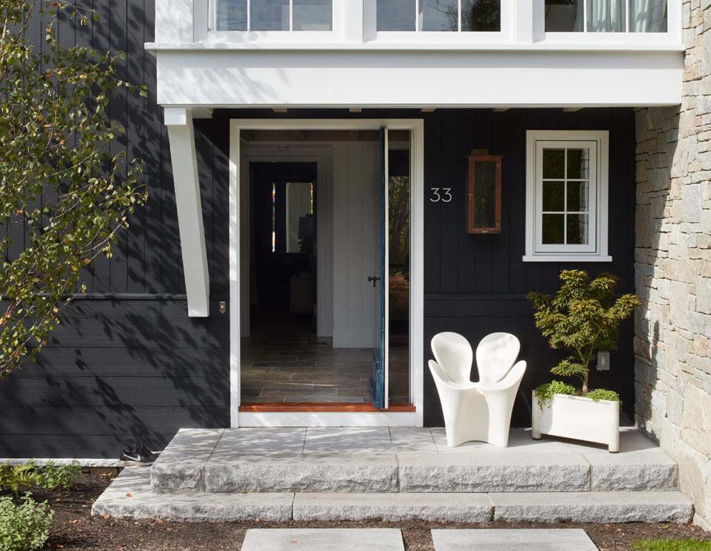 Pivot-Door---Exterior