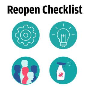 Reopen Checklist